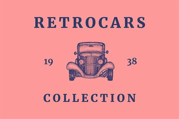 Retro Logo Design - Vintage