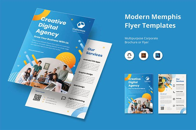 Digital Catalog Template