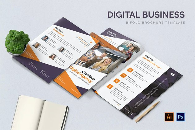 Digital Brochure Examples