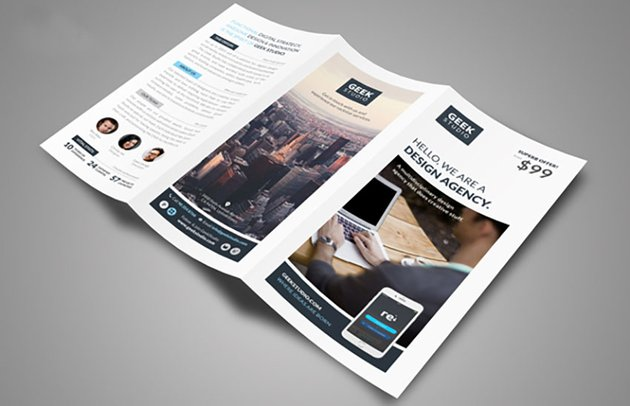 Digital Brochure Example