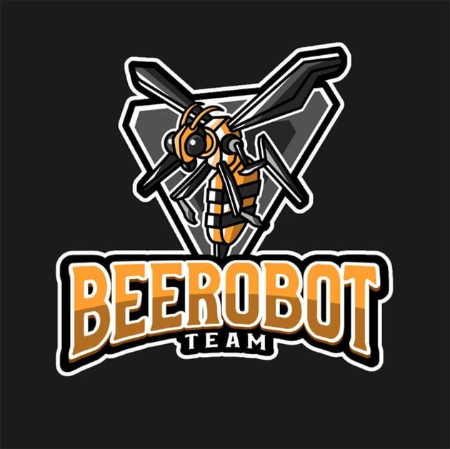 BeeRobot Gaming Logo Maker