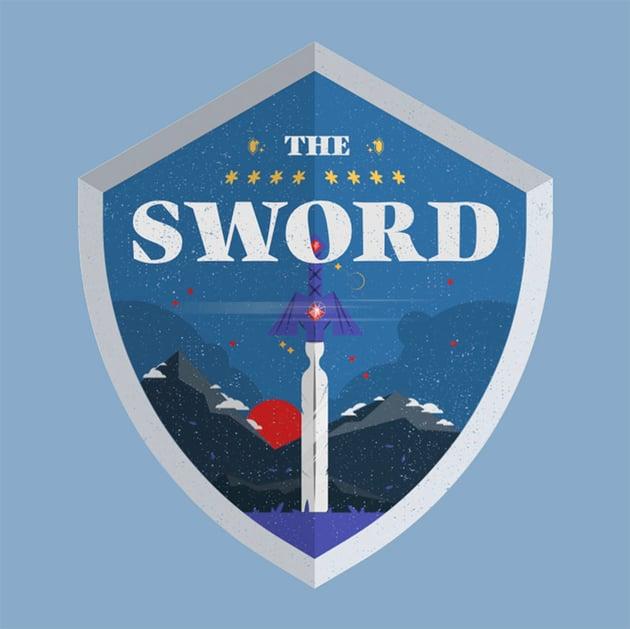 The Sword Instant Gaming Logo Maker