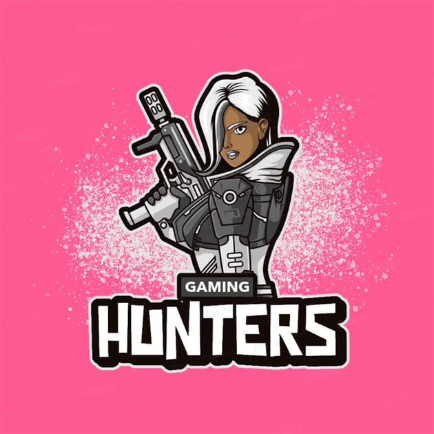 Hunter Easy Gaming Logo Maker