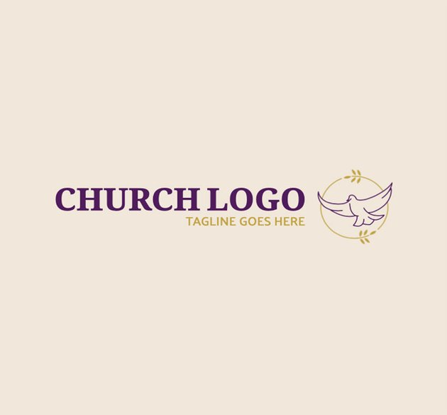 Creative Church Logo Design