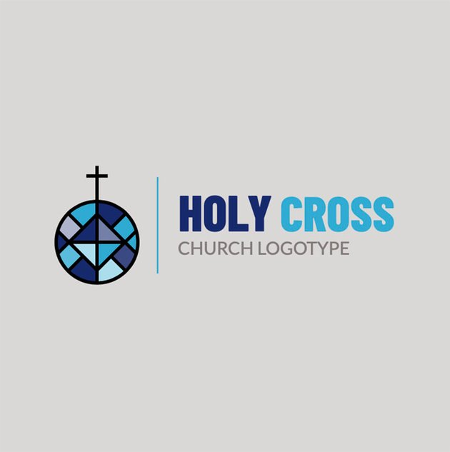 Church Youth Logo Design