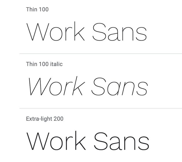 Google Fonts Sans Serif Free