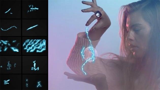 Flash FX Lightning Elements