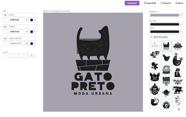 Select a Streetwear Logo You Like