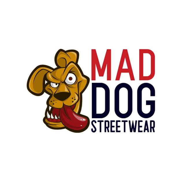 Streetwear Clothing Brand Logo Maker Featuring Bizarre Cartoon Characters