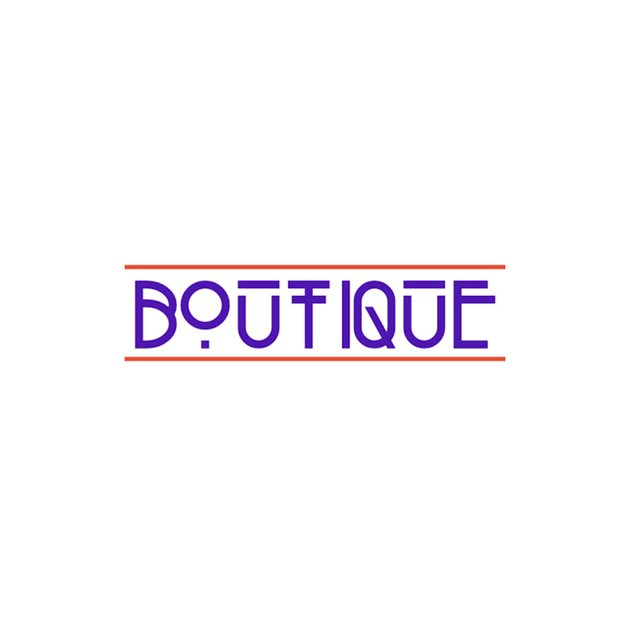 Minimal Typography Logo Maker for a Modern Boutique