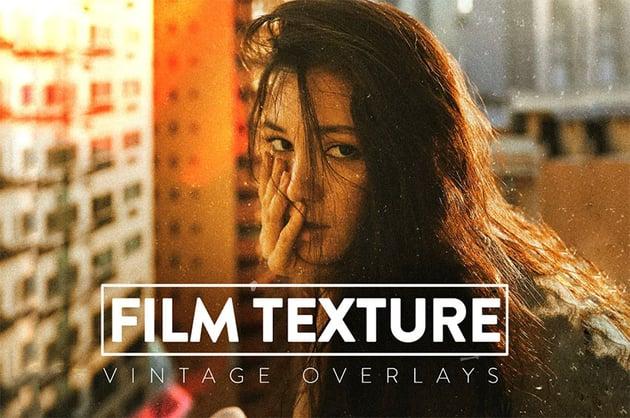 50 Film Grunge Overlays
