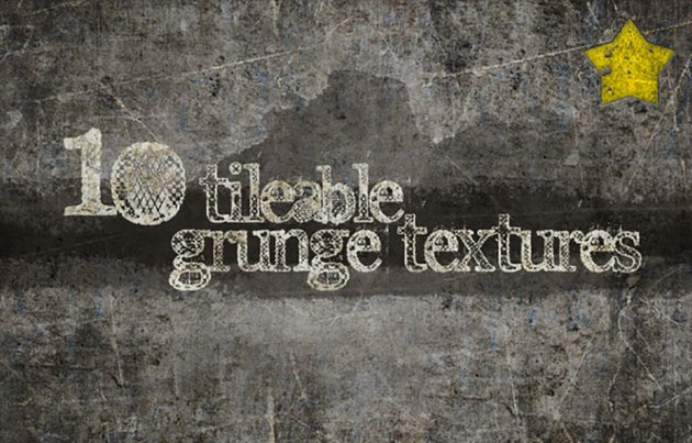 10 Tileable Grunge Texture Overlay Photoshop