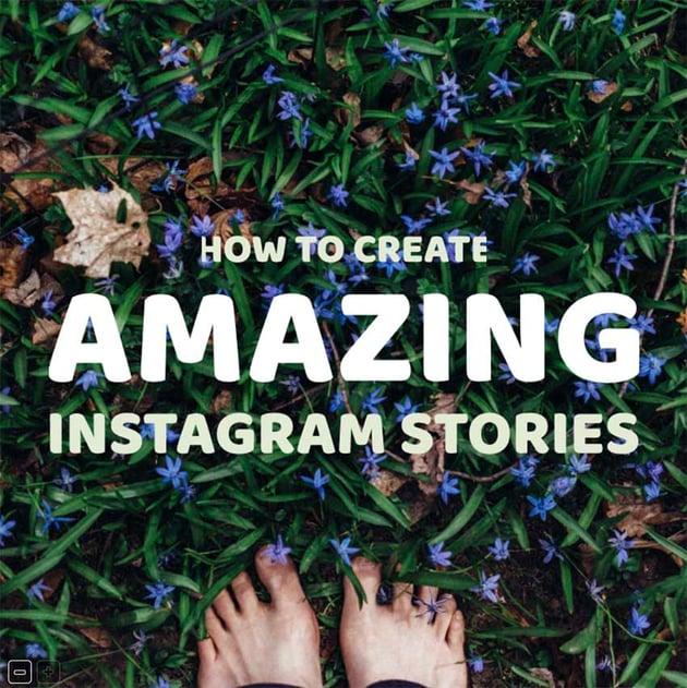 Social Media Post Template for Tutorials