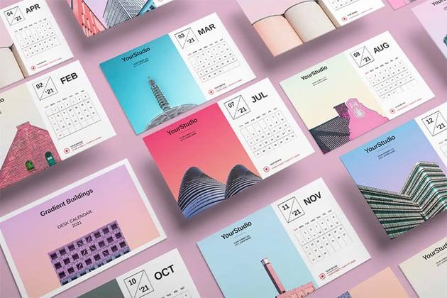 Calendar Document Template