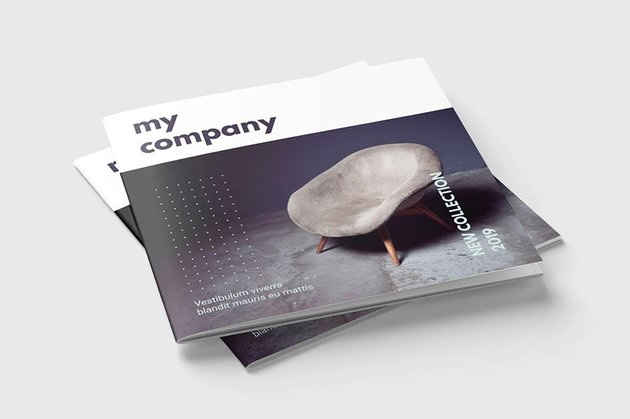 PDF Booklet Template