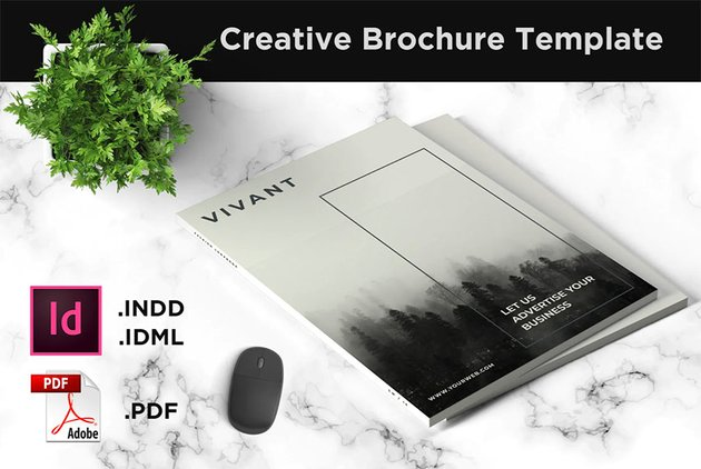 Creative Brochure Booklet Template