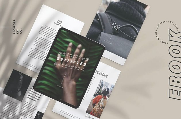 Adobe InDesign eBookTemplate   28 Pages