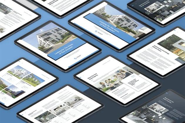 Real Estate eBookTemplate