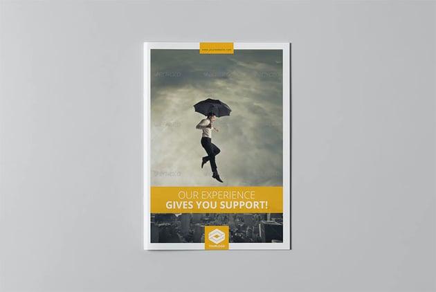 Business Brochure Indesign