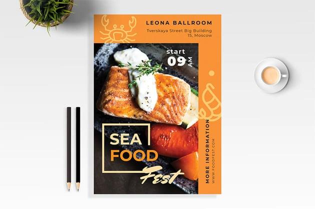 Festival Foods Flyer
