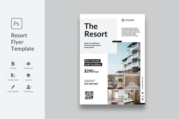 Simple Hotel Brochure