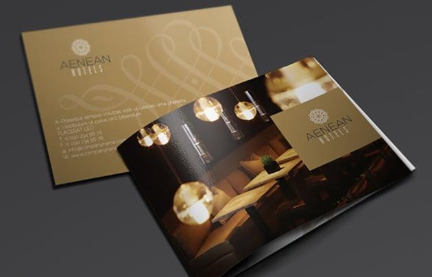 Boutique Hotel Brochure
