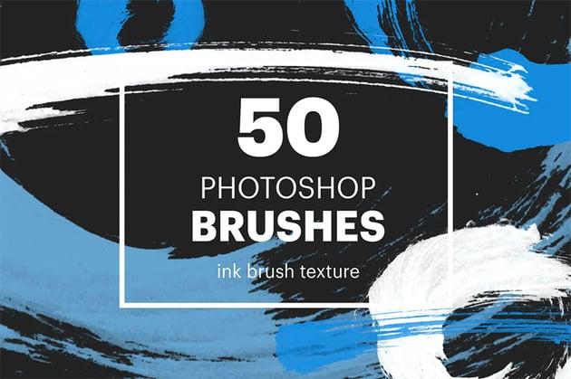 50 Photoshop Brushes