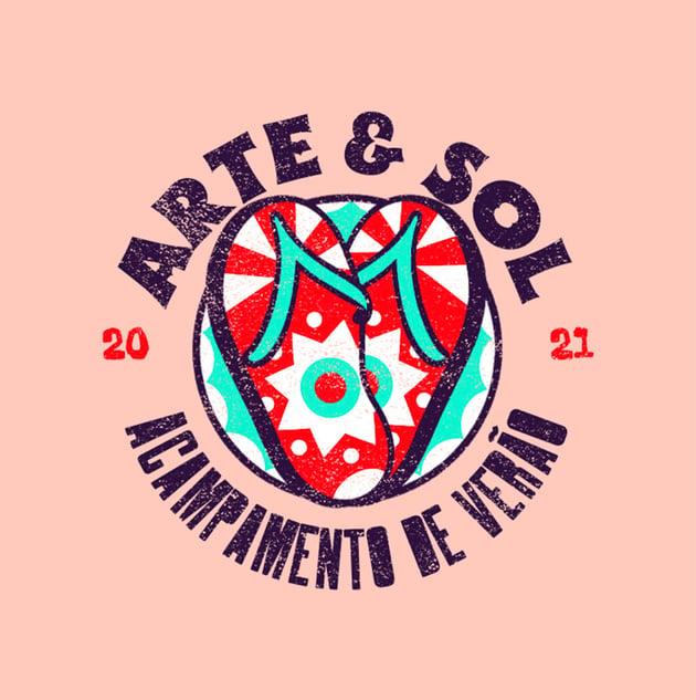Art Camp Logo Maker