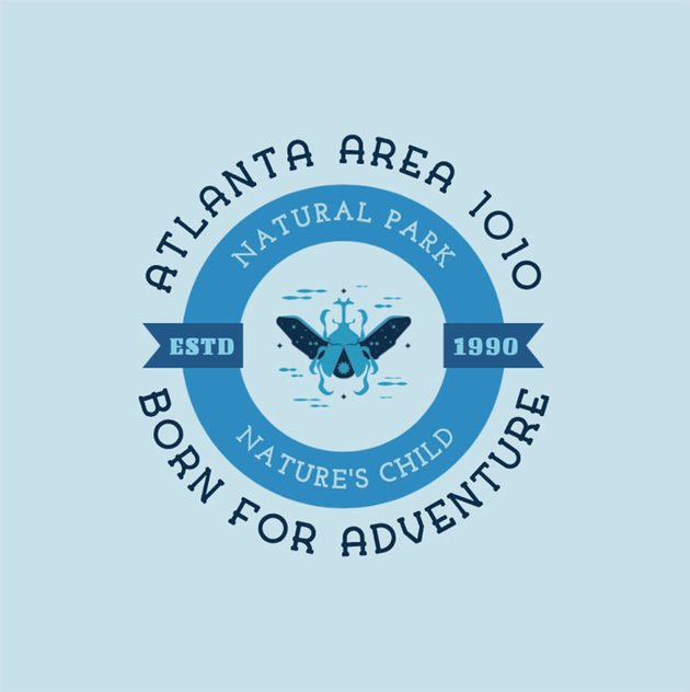 Nature's Teen Camp Logo
