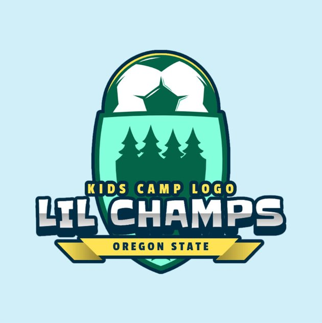 Little Champs Camp Logo
