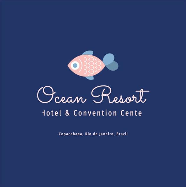 Ocean Resort Tropical Brand