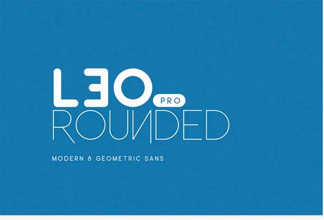 Leo Popular Rounded Sans Font