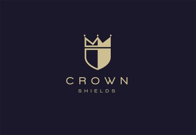 Gold King Crown Logo