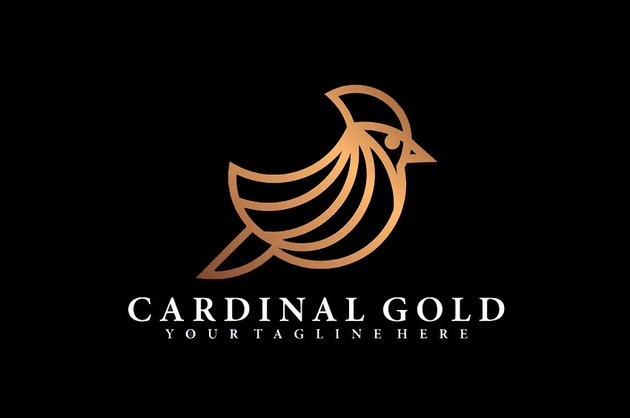 41 Best Black and Gold Logo Templates