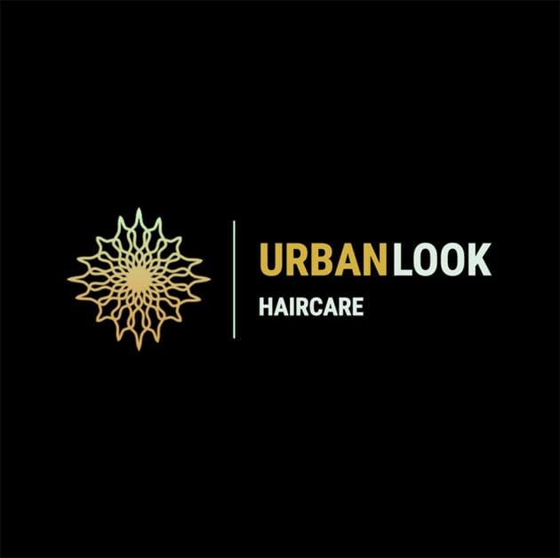 Urban Black Gold Logo Design