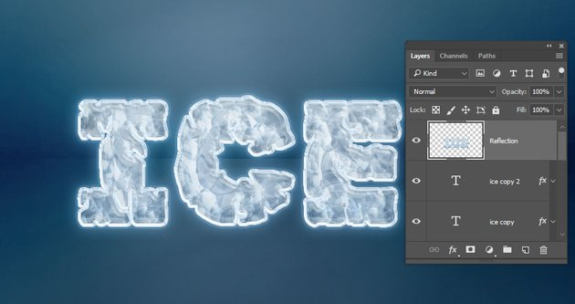 Create the Reflection Layer