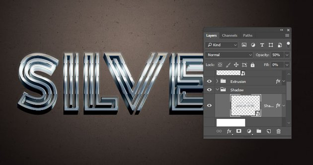 Fill and Opacity Values