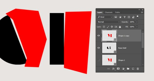 Duplicate and Hide Layers