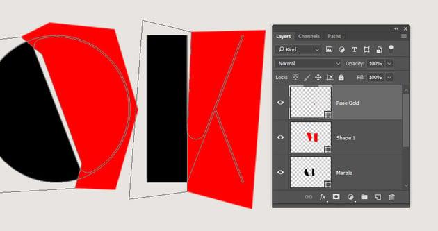 Subtract Front Shape