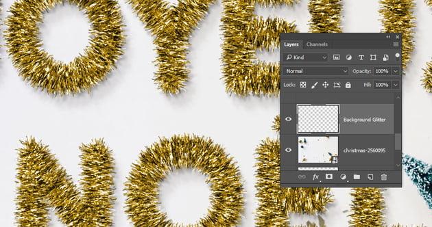 Background Glitter