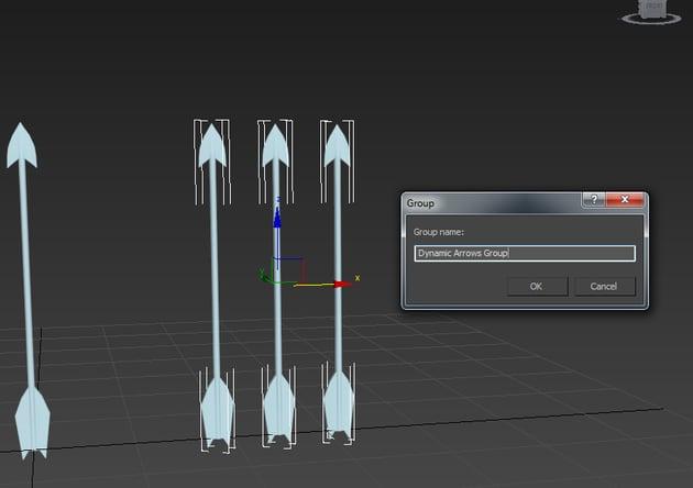 Dynamic Arrows Group
