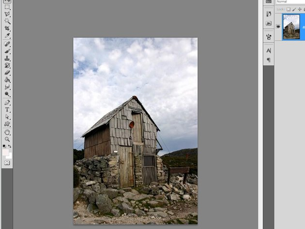 Image import
