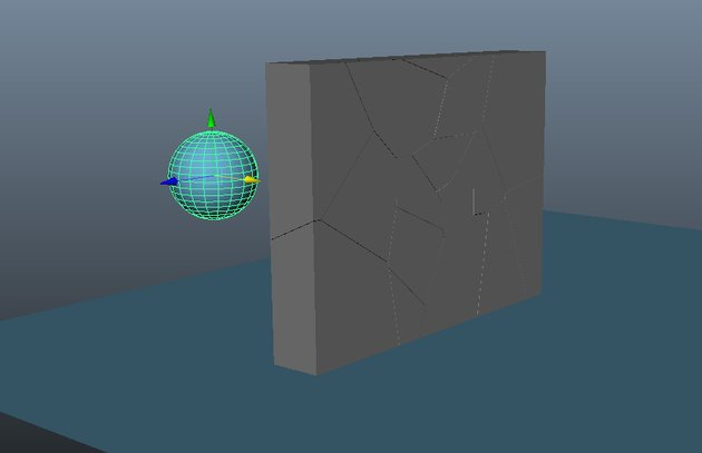 Create a ground plane and sphere ball
