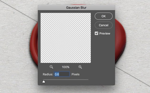 Gaussian Blur filter