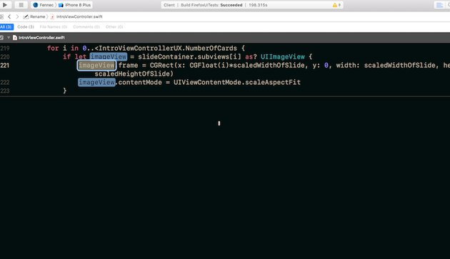 Refactoring preview
