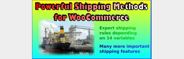 Powerful Shipping Methods