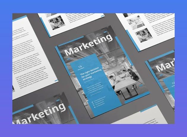Marketing Firm Flyer