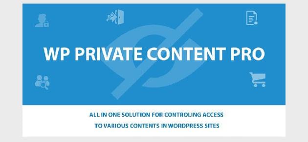 WP Private Content Pro