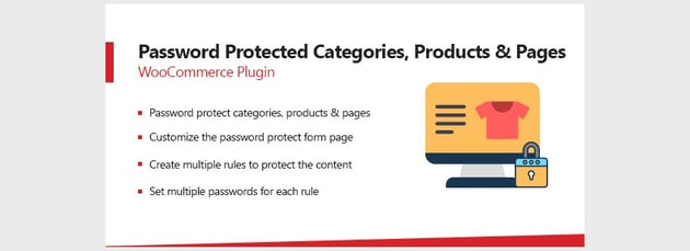 Password Protected Plugin For WooCommerce