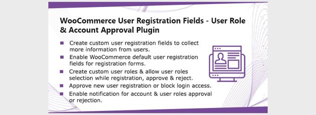 WooCommerce User Registration Plugin
